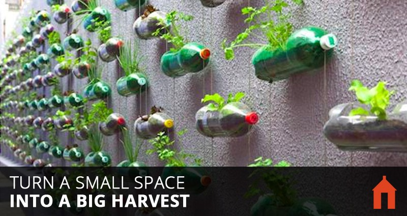 ... 20 vertical gardening ideas for turning a small space into a GZDTYGL
