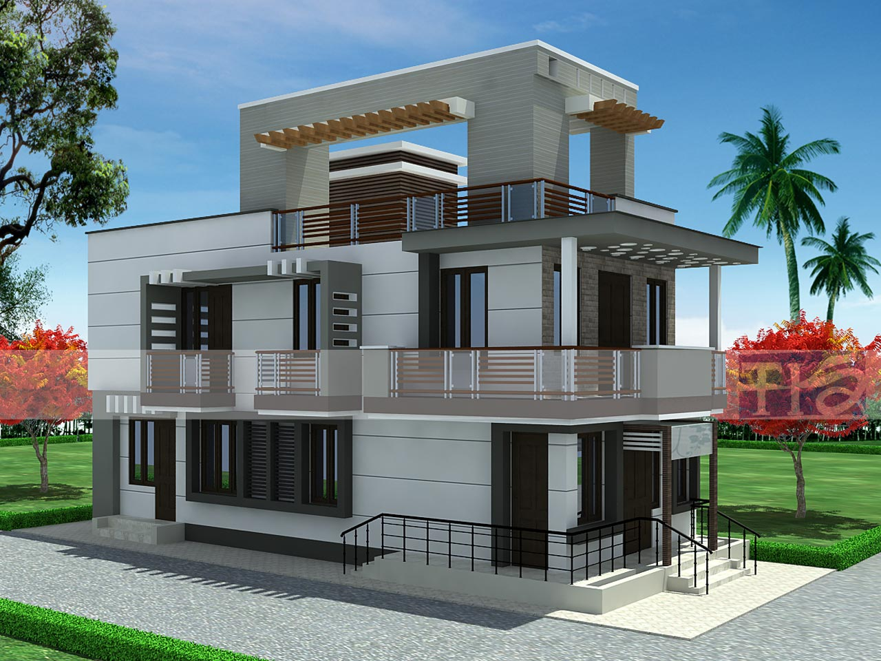 ... exterior design 7 well suited alluring ideas simply simple ... LMLQPQK