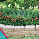 (must look) 25+ low budget stone garden edging