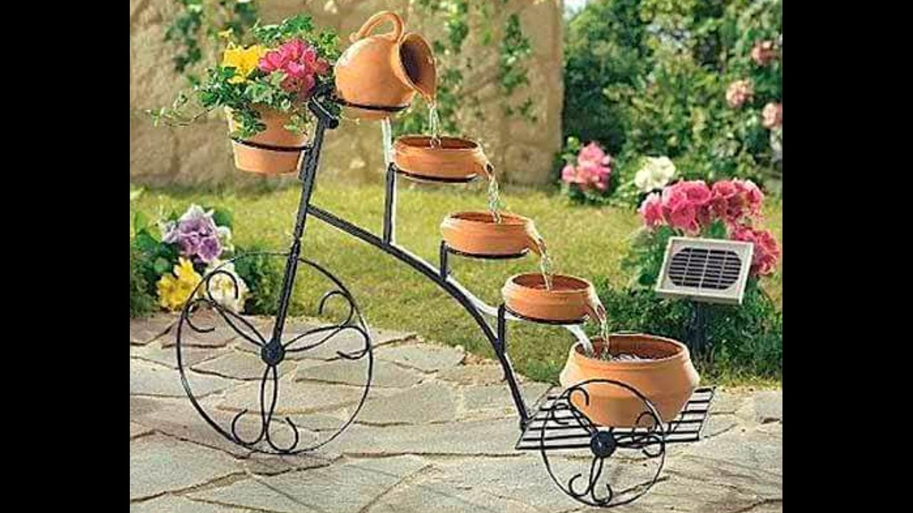 100 creative ideas for garden decoration and design 2016 - amazing flower CCZMGFR