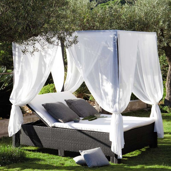 37 outdoor beds that offer pleasure, comfort and