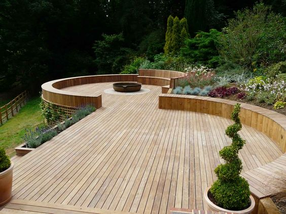 amazing garden decking ideas NJESTMD