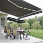 Right awnings for deck to make it attractive