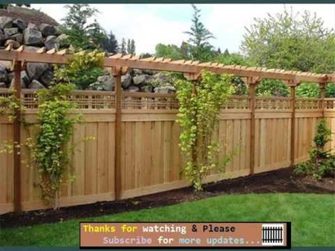 backyard fence ideas fencing ideas for backyards | fences u0026 gates collection FCOSXQS