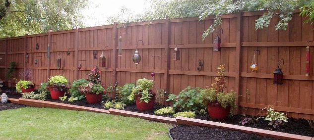backyard fence ideas reclaim your backyard with a privacy fence, decks, fences, outdoor living, IOKGLYH