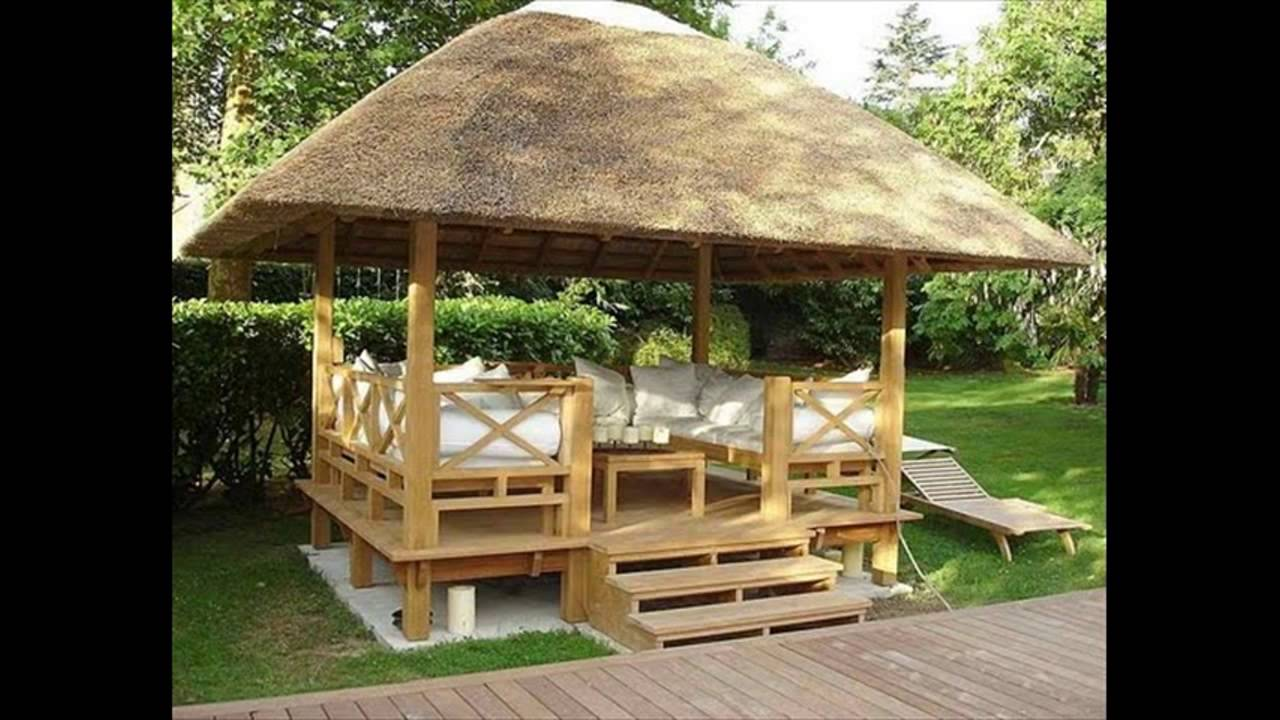4 Gazebo Designs you can make a Choice from for your ...
