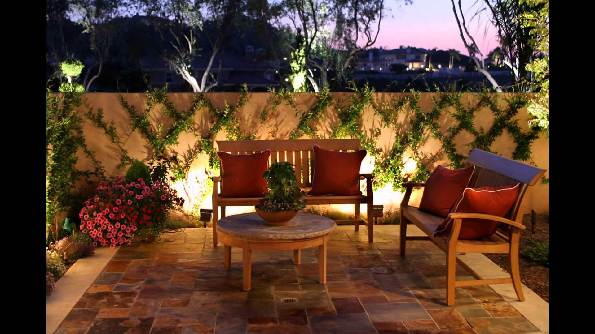 backyard lighting ideas RXSPGPK
