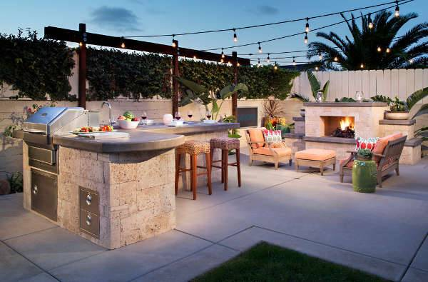 Backyard Patio Bar things to consider when building your patio bar – decorifusta