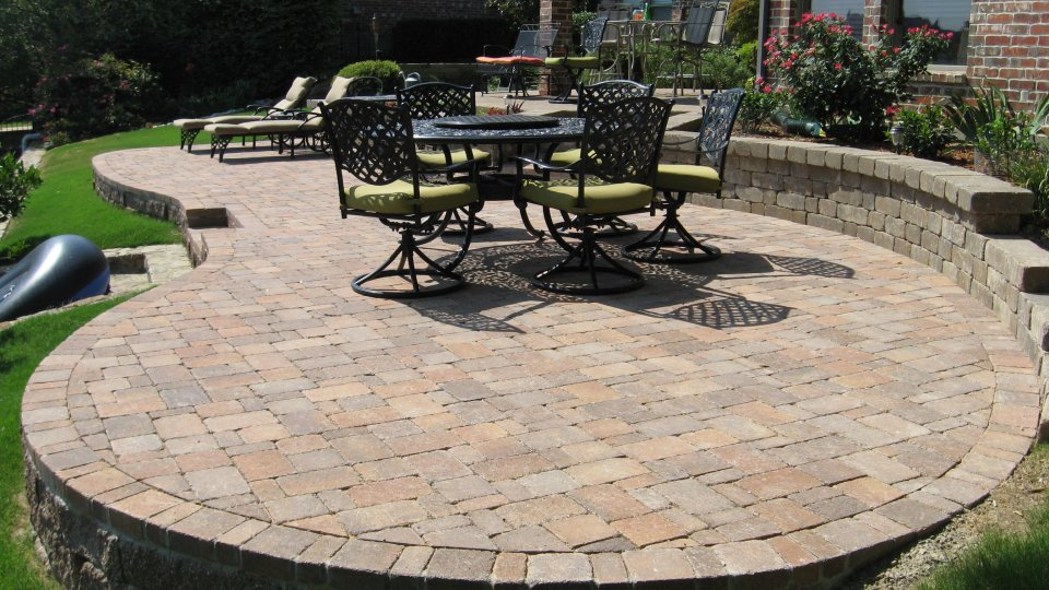 backyard patio pavers nice with picture of backyard patio interior on ZMQRXJP