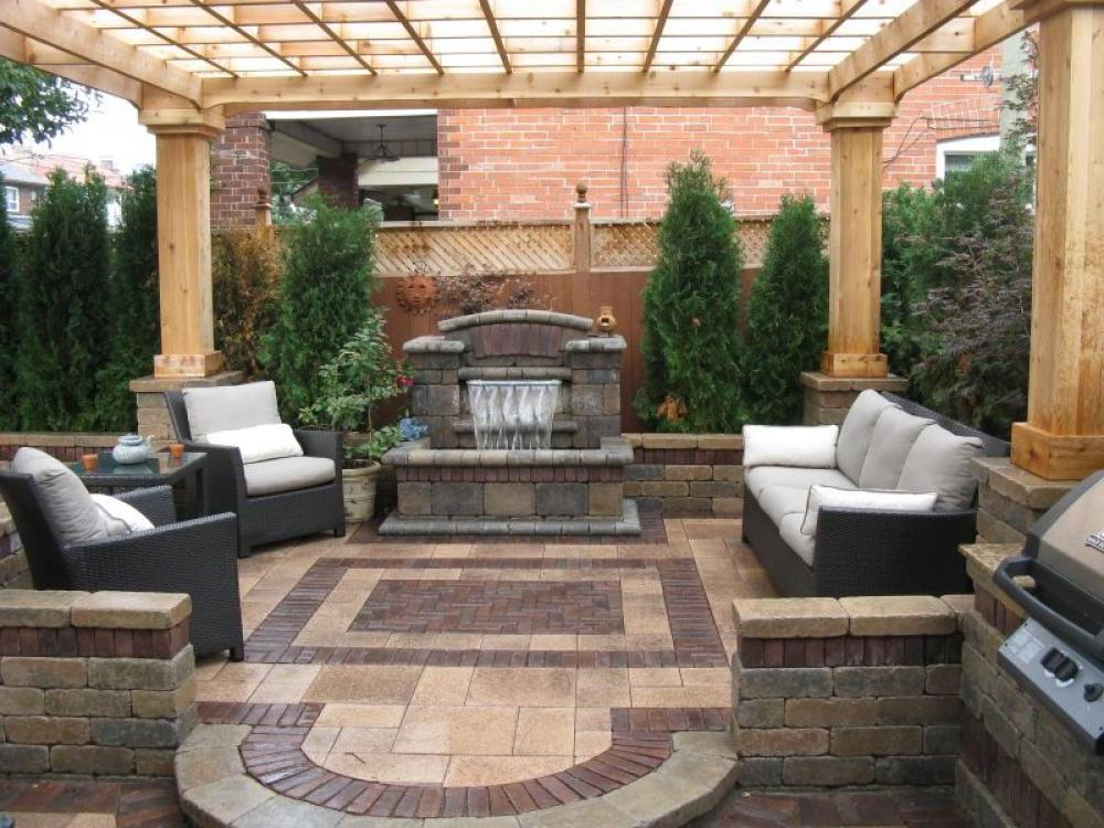 backyard patios ideas awesome with photos of backyard patios collection in VCNGVFZ