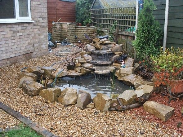 backyard ponds depending on what type of a backyard pond you want, you are PQVGIMV