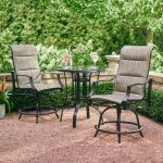bar height patio set hampton bay statesville pewter