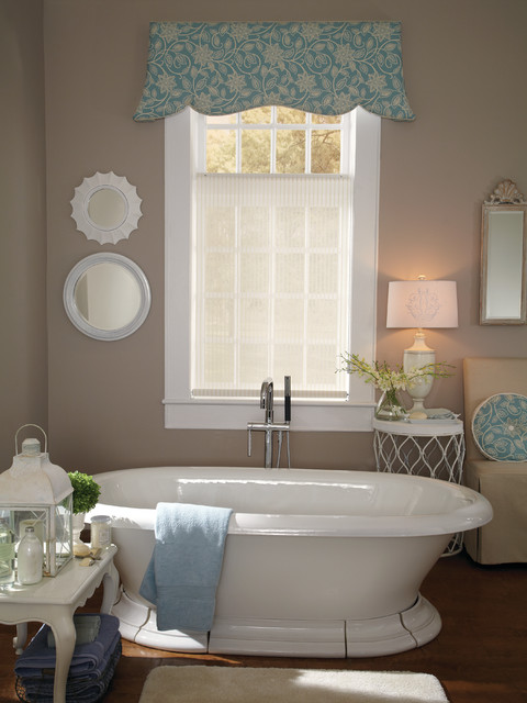 bathroom window treatments modern-bathroom IUPRRNS