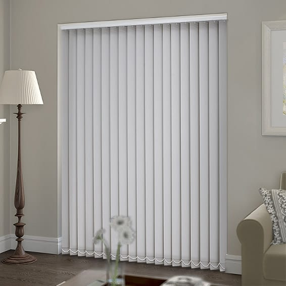 blackout blinds sevilla grey vertical blind LEJTMPD