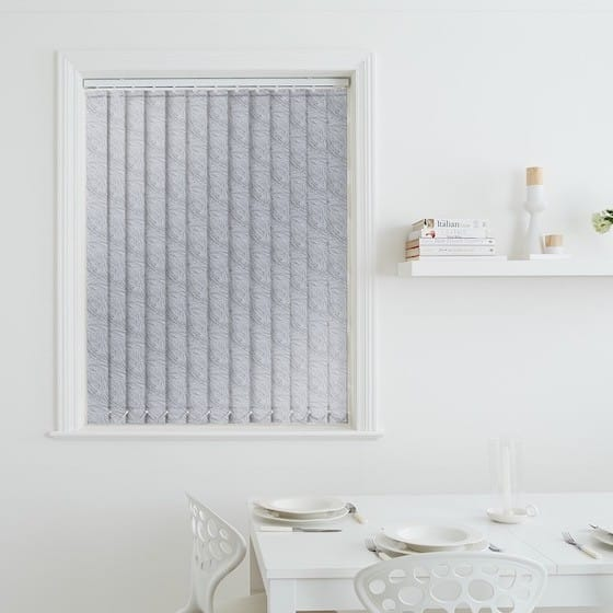 blackout vertical blinds breeze grey blackout vertical blind GYKZUJU