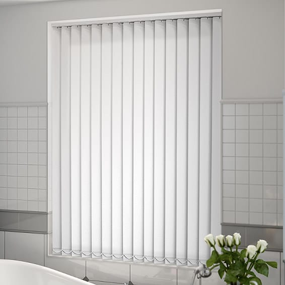 blackout vertical blinds white pvc blackout vertical blind ZXQJHBI