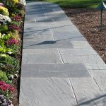 bluestone pavers natural cleft walkway pool patio cape