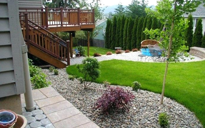 budget backyard landscaping ideas cheap diy NAZGSWI