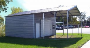 carport garage looking to build a garage and carport hybrid building? call us today QSUQPDB