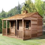 Install a Cedar Shed in your Backyard