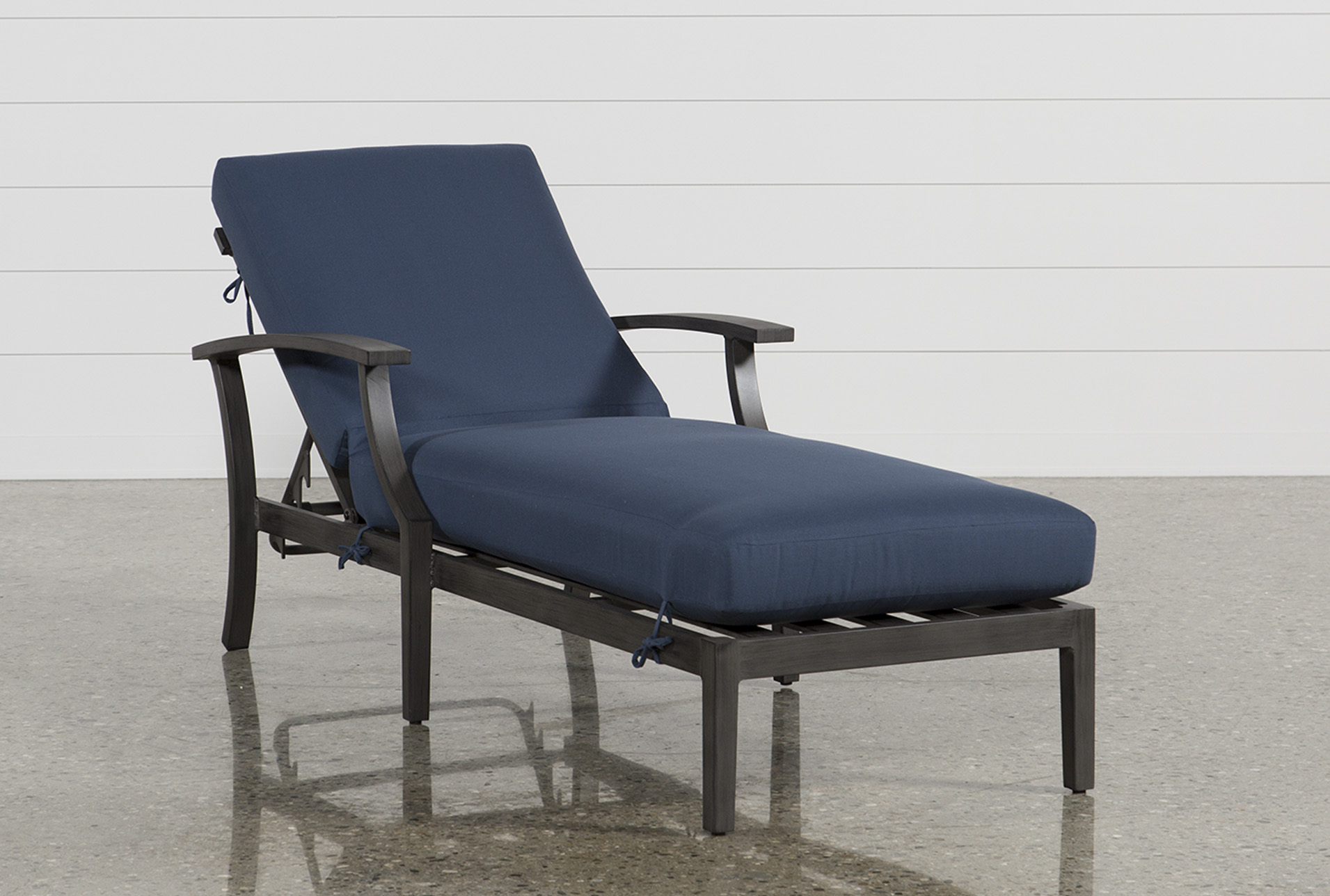 chaise lounge outdoor outdoor martinique navy chaise lounge