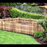 cheap garden fencing ideas ACYUXKC