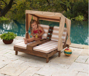 childrens garden furniture image is loading childrens-garden-furniture-chaise-lounge-kids-pool-sun- IKKWGKS