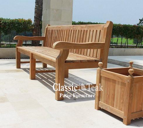 choosing teak furniture for commercial use RCKPERH