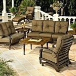 How to get clearance patio furniture sets