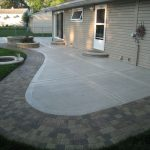 concrete patio designs | concrete patio ideas and