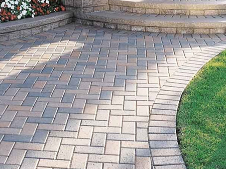 concrete pavers service overview VOICGLD