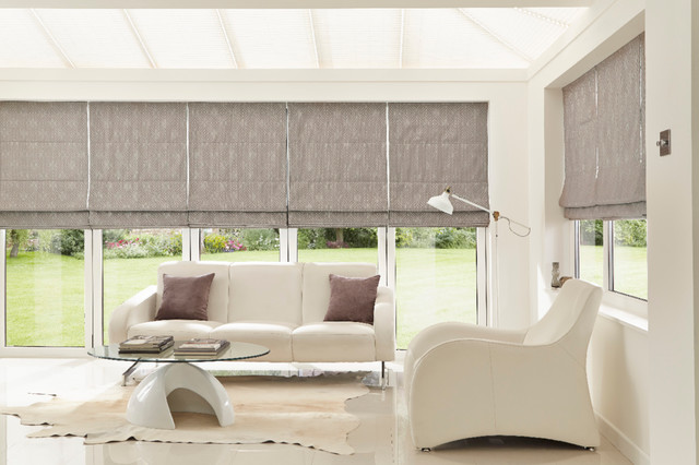 conservatory blinds and interiors contemporary-conservatory SFSPBJA