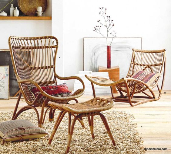 cool rattan furniture pieces for indoors and outdoors BJCDIBL