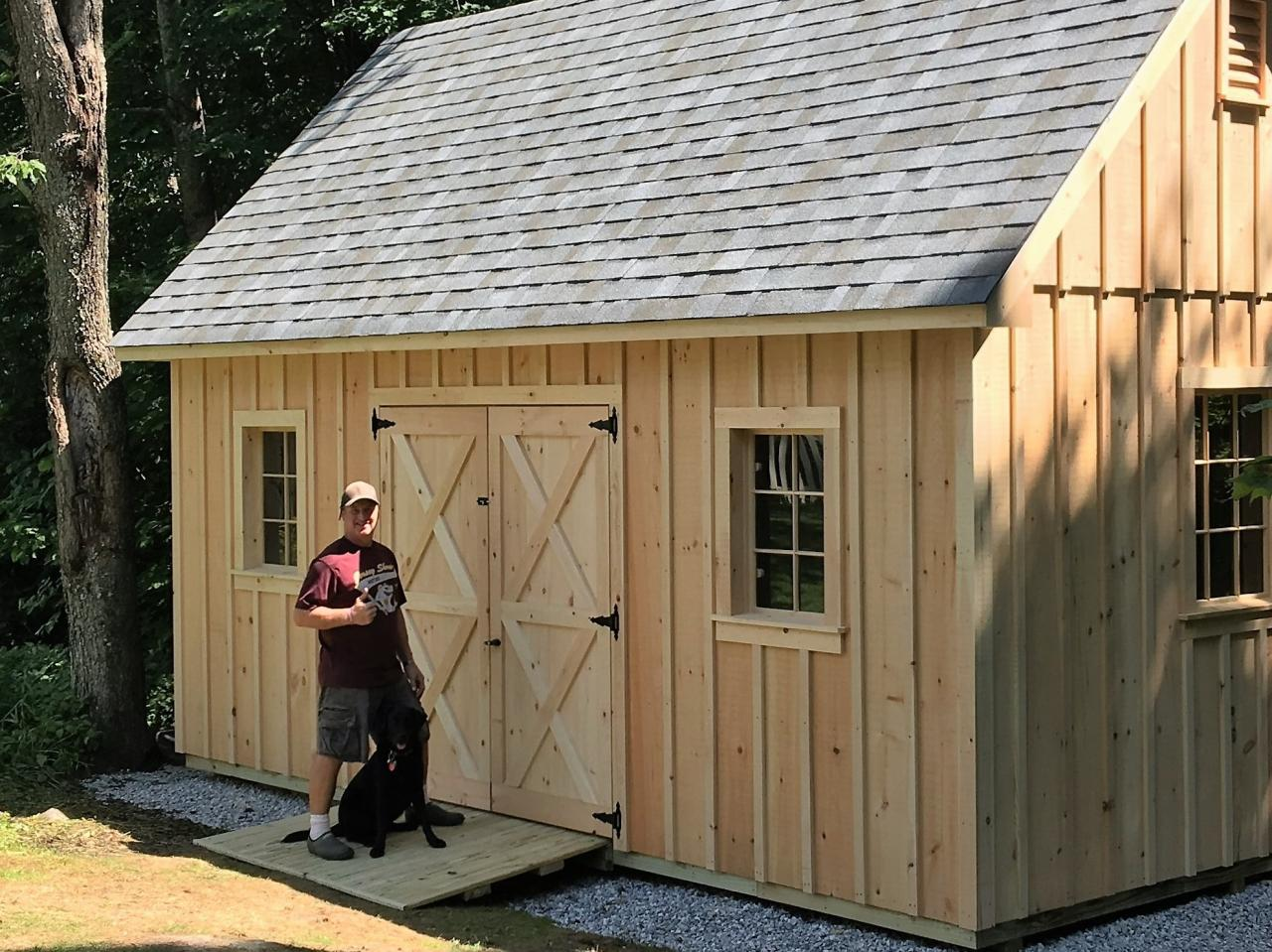 WHY TO CHOOSE CUSTOM SHEDS