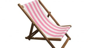 deck chairs pink and white stripe deckchairs IEAQJOH