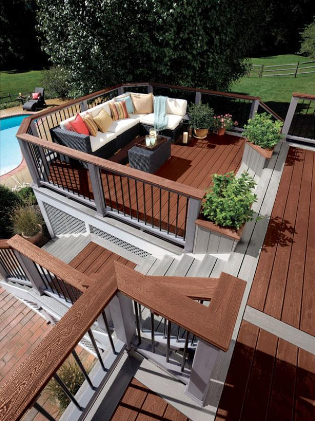deck ideas view the gallery DLBGKXK