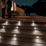 deck lights paradise six-piece 12-volt led deck and