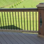 Types of deck spindles