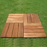 deck tile wood outdoor balcony deck IFVXXIU