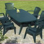 Benefits of plastic patio furniture