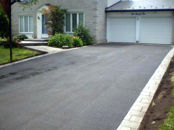 driveway edging ideas gravel uk DEGJRSZ