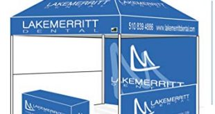 eurmax 10 x 10 custom canopy tent printed pop up tent event GGVPCHM
