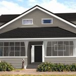 exterior house colours bungalow home - suggested colour