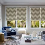Use Fabric Shades to Keep out Light