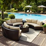 factory direct sale outdoor lounge furniture 6 piece