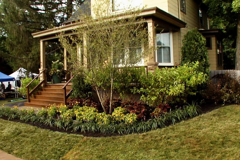 front yard landscaping ideas RIXBIUB