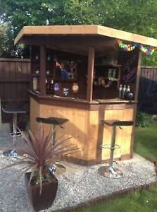 garden bar image is loading 5ft-deluxe-corner-garden-bar-pub-entertaining-area- USAYSWB