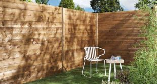 garden fence ideas 20 cheap garden fencing ideas - fences HYXXWEM