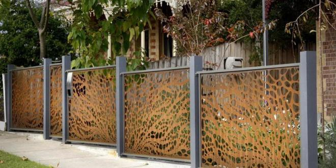 garden fencing ideas garden fence ideas PLLIXJK