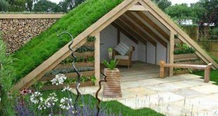garden huts exceptional garden hut with grren roof